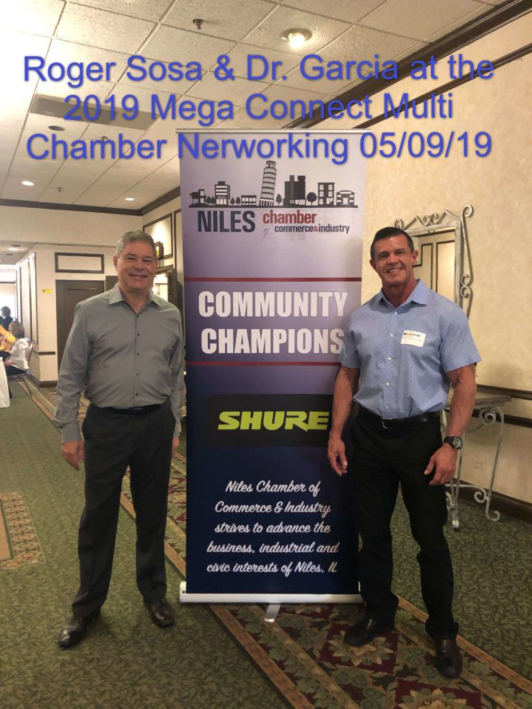 2019 Mega Connect Multi Chamber Networking